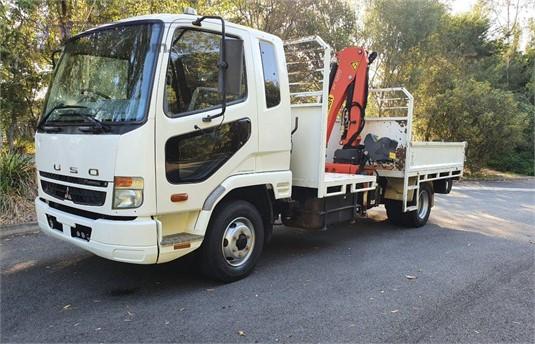 2009 Mitsubishi Fuso FIGHTER 6 - Trucks for Sale