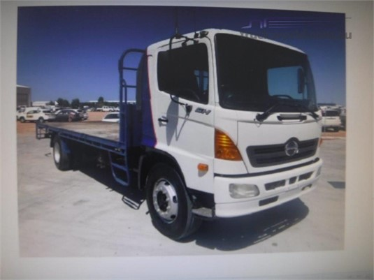 2007 Hino GH Raytone Trucks - Trucks for Sale