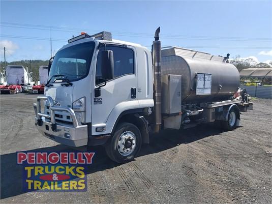2014 Isuzu FSR 850 Pengelly Truck & Trailer Sales & Service - Trucks for Sale
