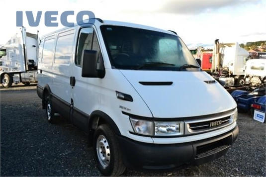 2006 Iveco Daily Iveco Trucks Sales  - Trucks for Sale