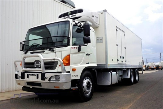 2014 Hino GH - Trucks for Sale