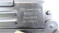 UZI Model A Pistol cal. 9mm Para SN: SA 22418