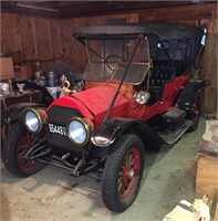 1912 Cadillac Touring auto, only two owners, unreserved
