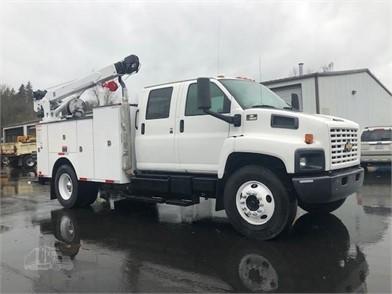 Chevrolet Kodiak Trucks For Sale In Washington 10 Listings