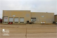 Salina, KS Commercial Warehouse Building & Lot For Sale