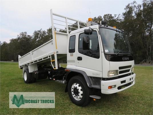 2007 Isuzu FVR 950 HD Midcoast Trucks - Trucks for Sale