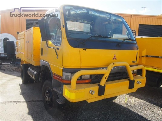 1996 Mitsubishi Fuso CANTER FG - Trucks for Sale