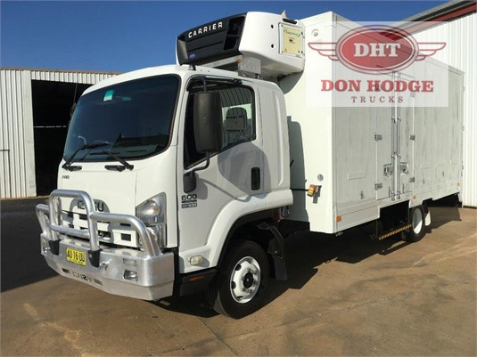 2008 Isuzu FRR 600 Don Hodge Trucks - Trucks for Sale