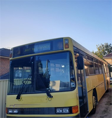 1994 Volvo B10M - Buses for Sale