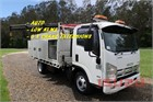 2011 Isuzu NPR 400 Premium Service Vehicle