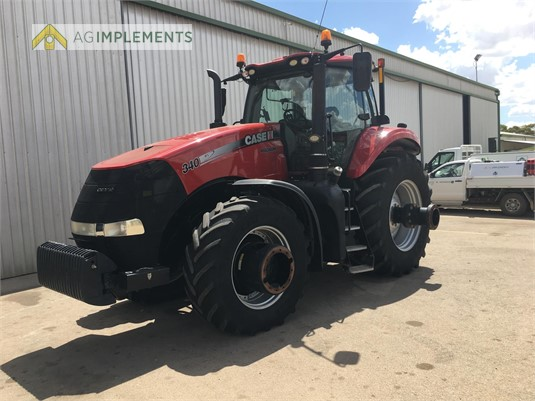 2015 Case Ih Magnum 340 Ag Implements - Farm Machinery for Sale