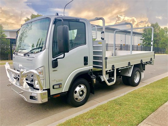 2020 Isuzu NPR - Trucks for Sale