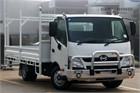 2020 Hino 300 Series Table / Tray Top Drop Sides