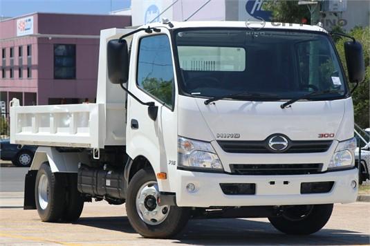 2020 Hino 300 Series City Hino - Trucks for Sale
