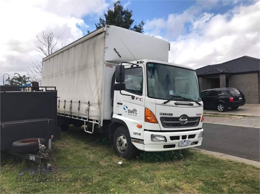 2009 Hino 500 Series - Trucks for Sale