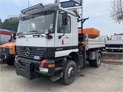 MERCEDES-BENZ ACTROS 1831  used