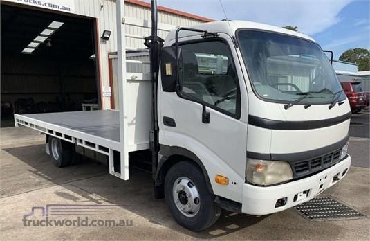 2003 Hino Dutro 7500 - Trucks for Sale