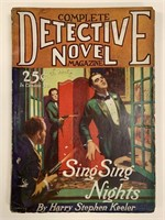 Books incl. Penzler Part 4, Pulps, Posters, Lithos