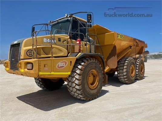 2000 Bell B40D  - Trailers for Sale