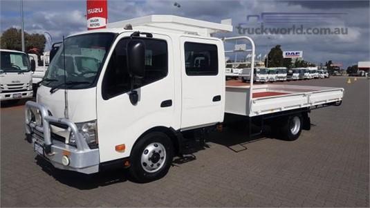 2012 Hino 300 Series 816 - Trucks for Sale