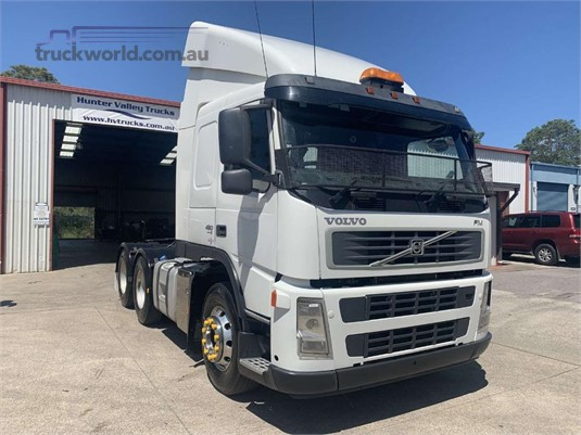2008 Volvo FM480 - Trucks for Sale