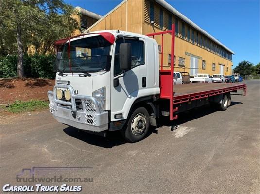 2017 Isuzu FSD 850 Auto Carroll Truck Sales Queensland - Trucks for Sale