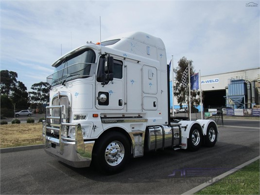 2013 Kenworth K200 - Trucks for Sale