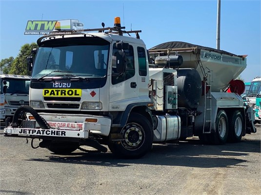 2005 Isuzu FVY 1400 Auto National Truck Wholesalers Pty Ltd - Trucks for Sale