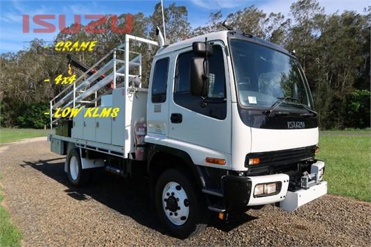 2006 Isuzu FSS 550 4x4 Used Isuzu Trucks - Trucks for Sale