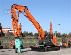 HITACHI ZX225US LC-6  used