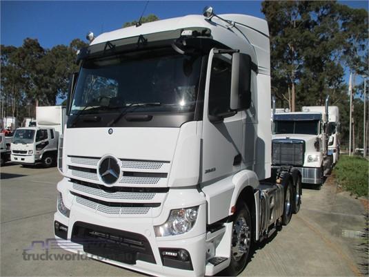 2019 Mercedes Benz Actros 2653LS - Trucks for Sale