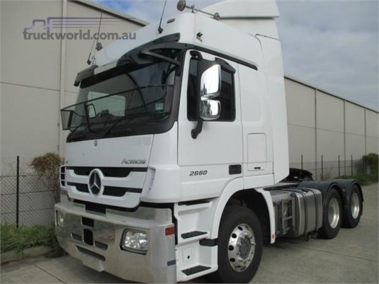 2015 Mercedes Benz Actros 2660 - Trucks for Sale