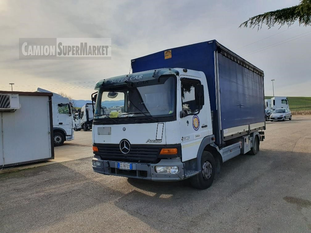 Mercedes-Benz ATEGO 1018 used