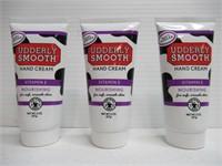 (3) Udderly Smooth Baby Powder 2 oz