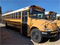 Surplus School Bus Auction