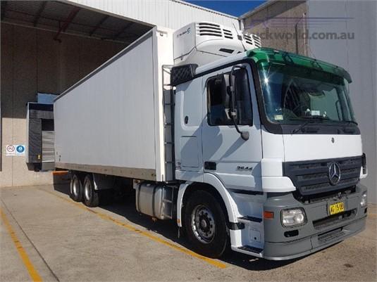 2005 Mercedes Benz Actros 2644 - Trucks for Sale