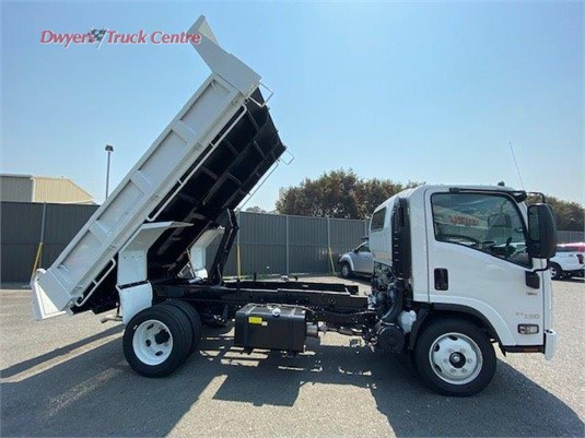 2020 Isuzu NQR 87 190 AMT Tipper Dwyers Truck Centre - Trucks for Sale