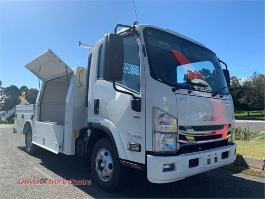 2019 Isuzu NPR 45/55 155 ServicePack Dwyers Truck Centre - Trucks for Sale