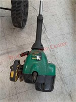 >Scott's seed spreader and weed eater unknown