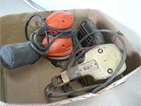 Belt sander and more, belt sander works, other