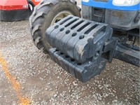 2011 New Holland T4050 Super Steer Wheel Tractor