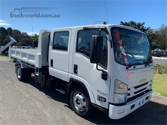 2020 Isuzu NPR 65 190 CREW TIPPER - Trucks for Sale
