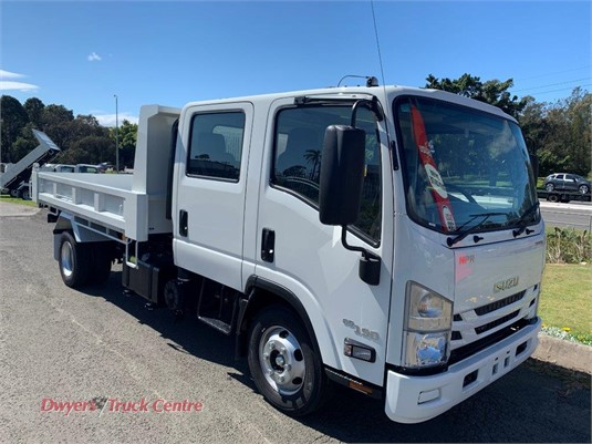 2020 Isuzu NPR 65 190 CREW TIPPER Dwyers Truck Centre - Trucks for Sale