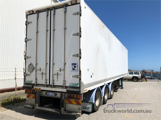 2004 FTE Refrigerated Van Trailer - Trailers for Sale