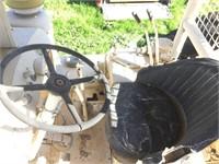 CAT No. 20 Paddle Wheel Scraper (Project)