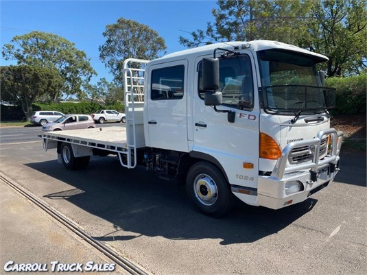 2010 Hino FD 1024 Carroll Truck Sales Queensland - Trucks for Sale