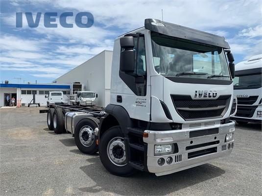 Iveco Stralis AD450 Iveco Trucks Sales - Trucks for Sale