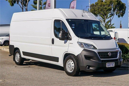 2018 Fiat Ducato Series 6 - Light Commercial for Sale