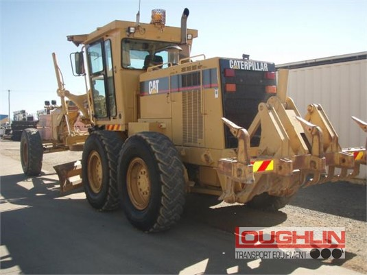 1996 Caterpillar 12H Loughlin Bros Transport Equipment  - Heavy Machinery for Sale