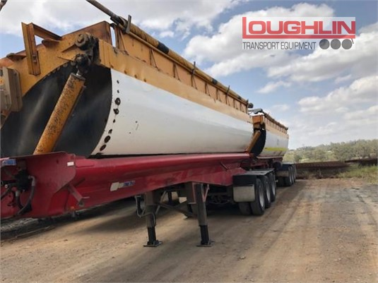 1999 United Bts Tipper Trailer Loughlin Bros Transport Equipment  - Trailers for Sale